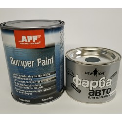 Краски для бампера