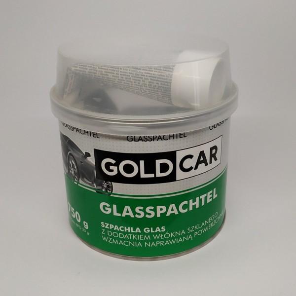 Шпатлевка со стекловолокном Glass Gold Car 0,75кг