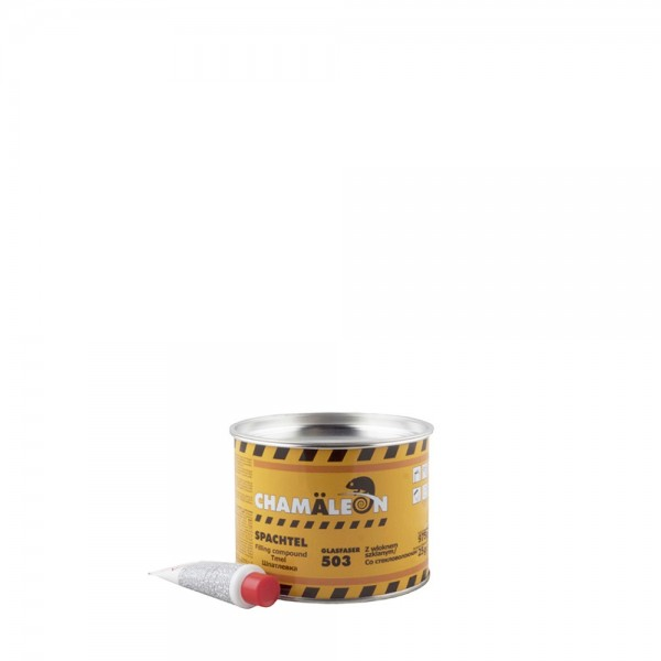 CHAMAELEON 503 шпатлевка полиэстровая со стекловолокном 1 кг