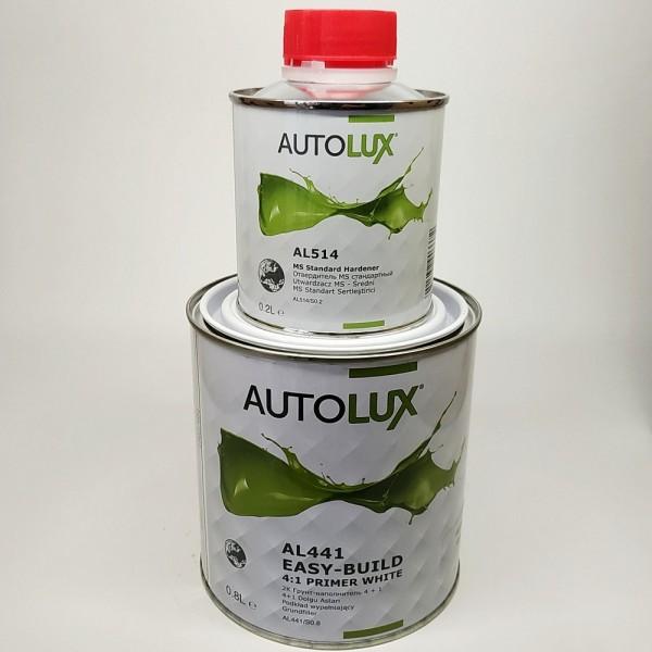 AVTOLUX AL 441 2К грунт 0,8л + отвердитель 0,2л