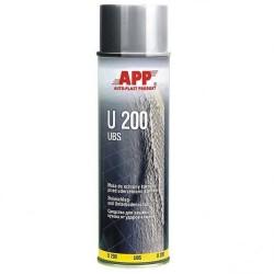 APP Антигравий U200 Baranek серый аэрозоль 500мл
