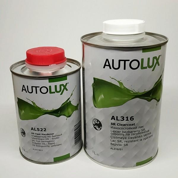 AVTOLUX SR 316 лак 1л+AL534 0.5л