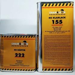 CHAMAELEON 105 лак акриловый HS 5л + 225 отвердитель HS 2,5л