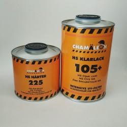 CHAMAELEON 105 лак акриловый HS 1л + 225 отвердитель HS 0,5л