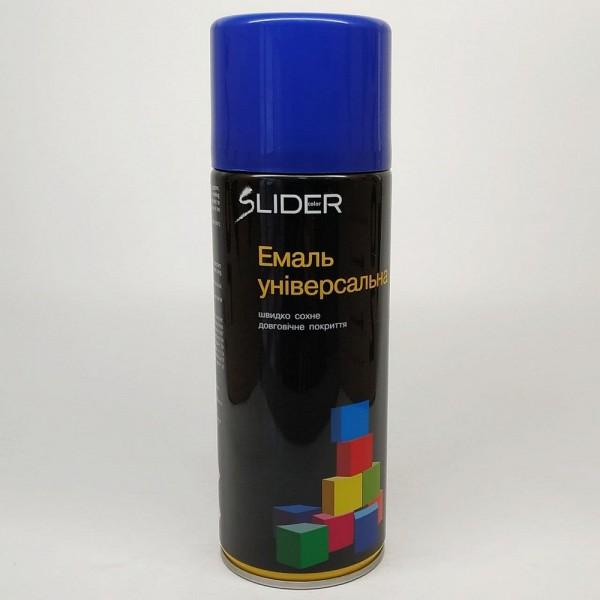 LIDER Эмаль универсальная RAL 400 мл (5002 синяя)