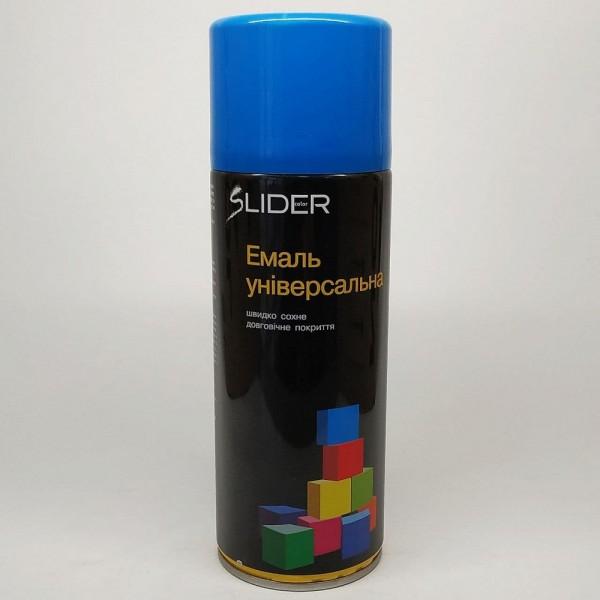LIDER Эмаль универсальная RAL 400 мл (5015 голубая)