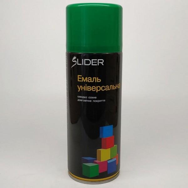 LIDER Эмаль универсальная RAL 400 мл (6029 зелёная)