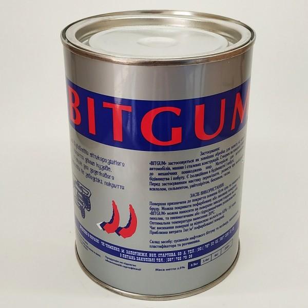 Мастика Bitgum 0,9 кг
