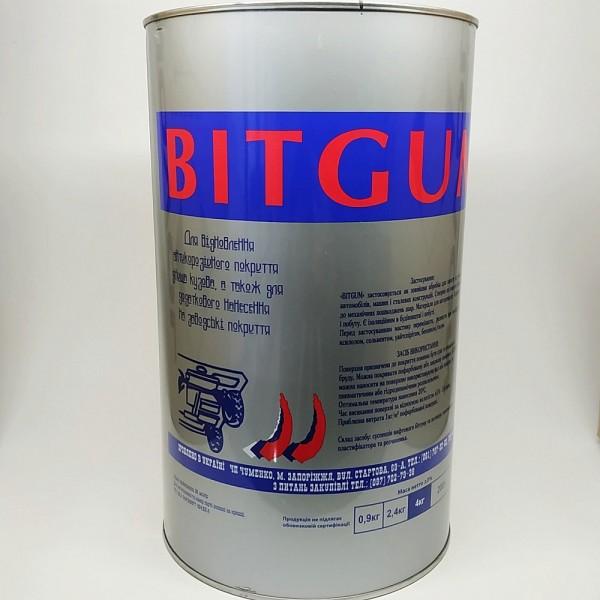 Мастика Bitgum 4 кг