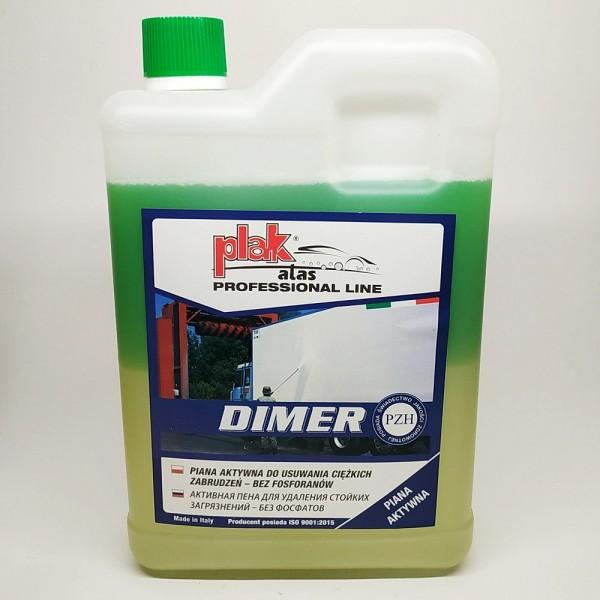 Atas Plak Dimer Высококонцентрированное моющее средство 1,8 л (2 кг)
