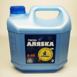 Рідина анти-замерзальна Аляска Тосол А-40(еко) 3кг