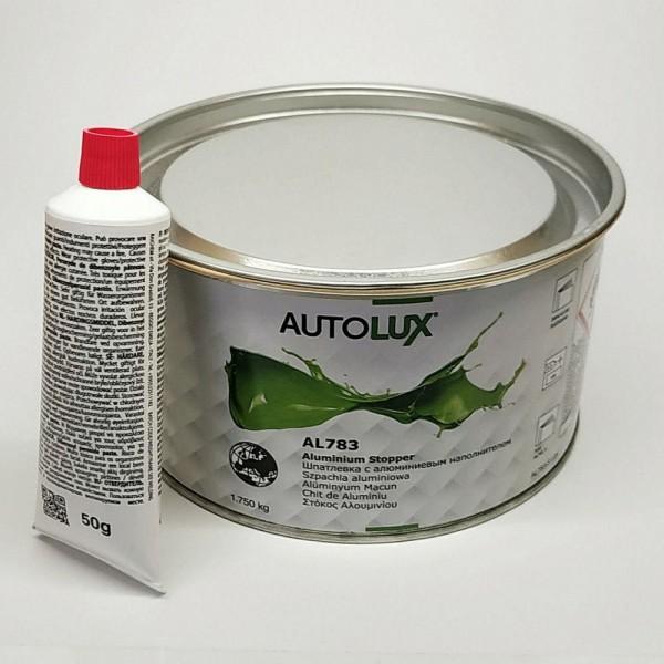 AVTOLUX AL 783 шпатлёвка ALU 1,8кг.