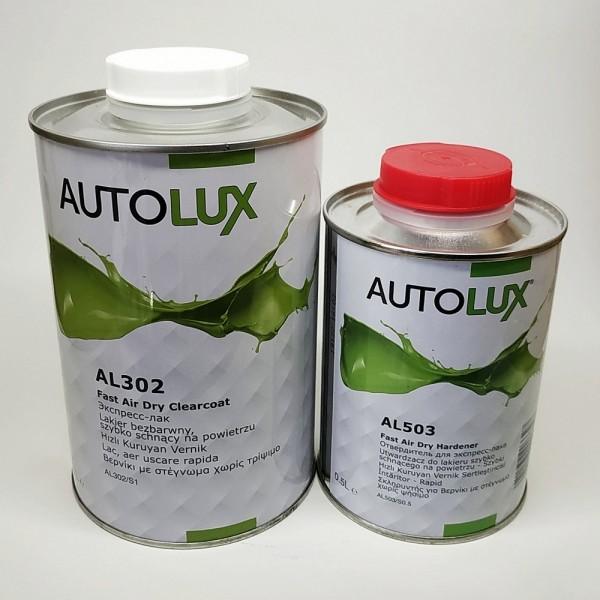 AVTOLUX 302 EX.лак 1л+ 503  0.5л