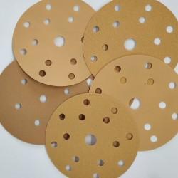 Шлифовальный круг (6 отв) диаметр 150мм SMIRDEX WHITE DRY SANTING LINE 525