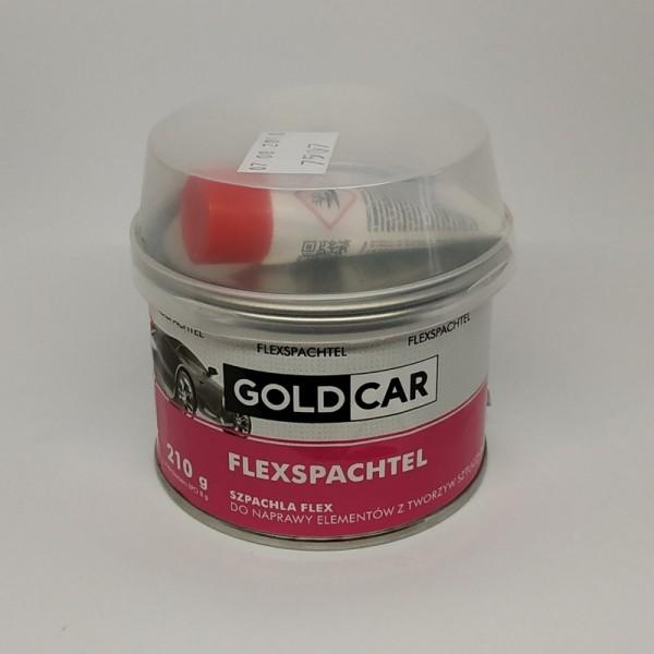 Шпатлевка для пластмасы Flex Gold Car 0,21кг