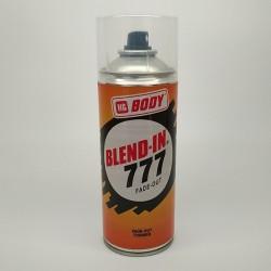 Аэрозольный растворитель BODY 777 BLEND-IN для переходов прозрачный 0,4л