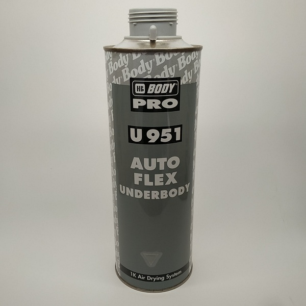 Антикорозійний склад Body AUTOFLEX SPECIAL 951 серый 1000 мл