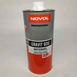 Антикоррозийное покрытие NOVOL GRAVIT 600 MS 1,8 л белый