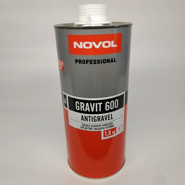 NOVOL GRAVIT 600 Антикоррозийное покрытие MS 1,8 л белый