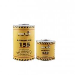 CHAMAELEON 155 лак акриловый HS 1л + 250 отвердитель HS 0,5л