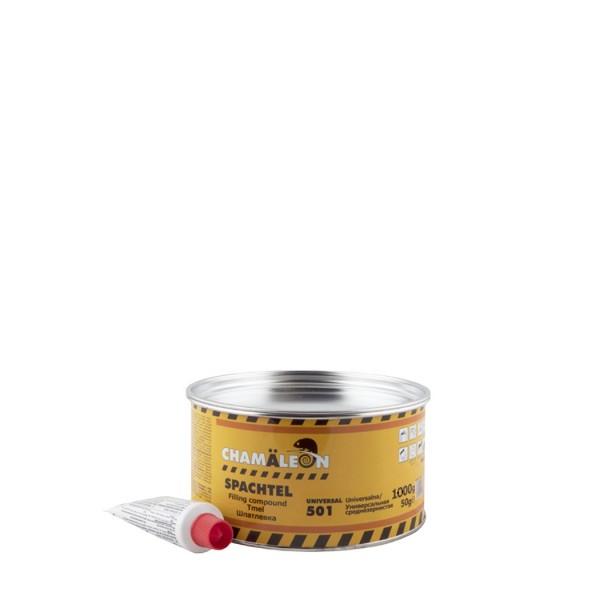 CHAMAELEON 501 шпатлевка полиэстровая универсальная 1 кг