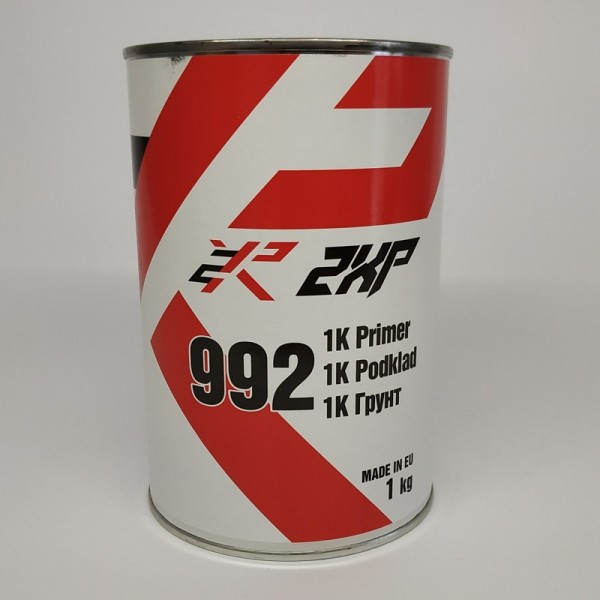 2XP Грунт антикорозийный 992 серый 1,0кг
