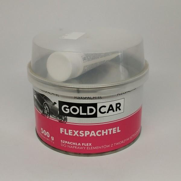 Gold Car Flex шпатлевка для пластмассы 0,5 кг