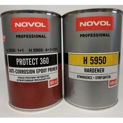 NOVOL PROTEKT 360 Эпоксидный грунт 1+1, 0,8 л + 0,8 л отвердителя
