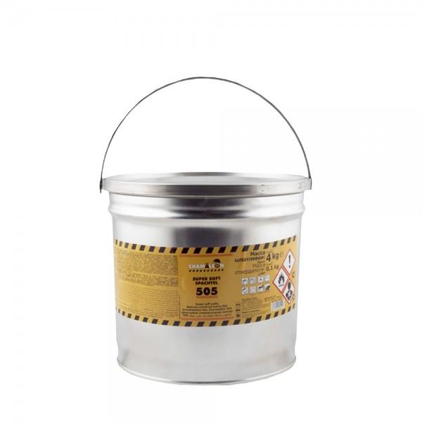 CHAMAELEON 505 шпатлевка Super Soft 4,0 кг