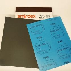 Шлифовальная бумага водостойкая SMIRDEX 230 мм x 280 мм
