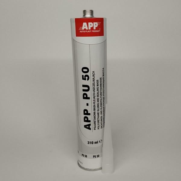 APP Полиуретановый гермет под пистолет PU 50 белый 310 мл