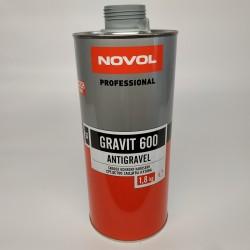 Антикоррозийное покрытие NOVOL GRAVIT 600 MS 1,8 л серый