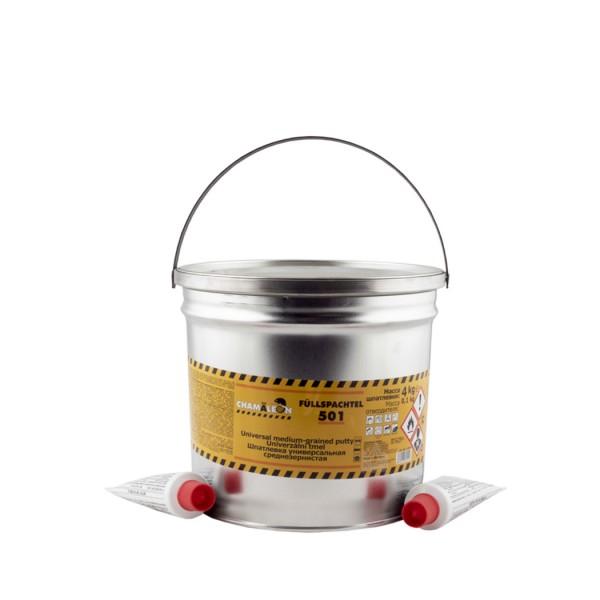 CHAMAELEON 501 шпатлевка полиэстровая универсальная 4,100 кг