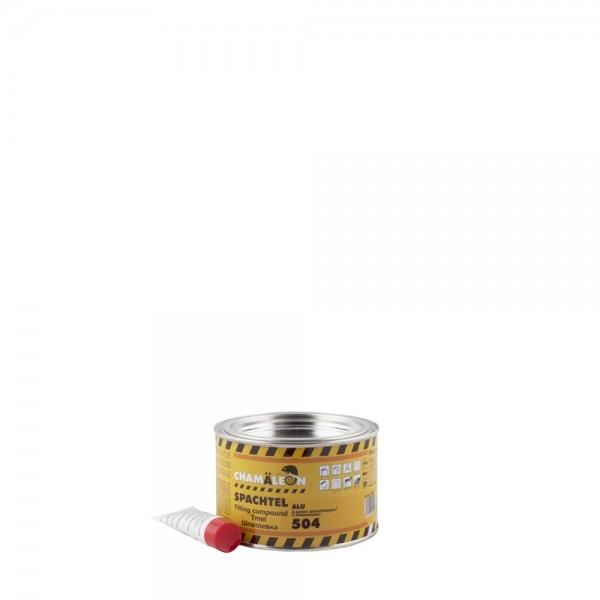 CHAMAELEON 504 шпатлевка полиэстровая с алюминиевым наполнением 0,25кг