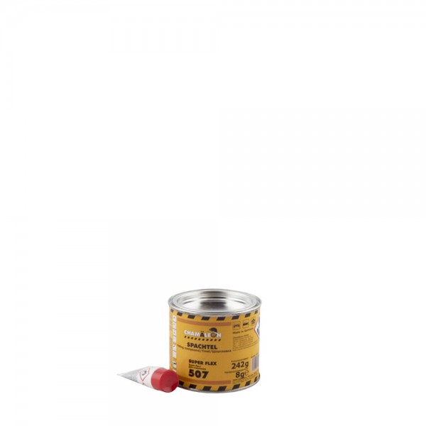 CHAMAELEON 507 шпатлевка Super Flex по пластику 0,25 кг