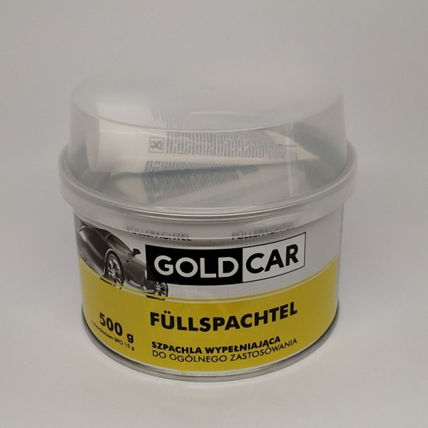 Gold Car Full шпатлевка универсальная 0,5 кг