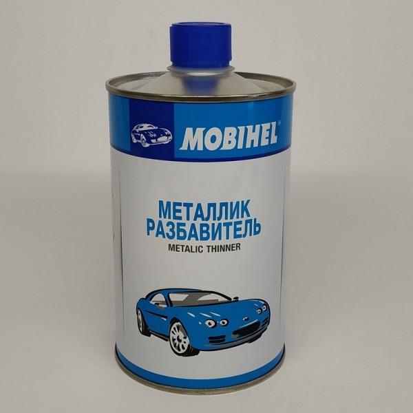 MOBIHEL Разбавитель металлик 0,6 л