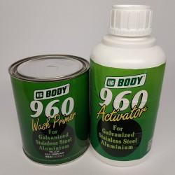 BODY 960 2К кислотный с активатором 1000мл+1000мл отвердитель