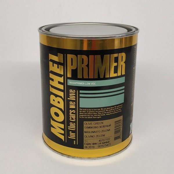 MOBIHEL Праймер (кислотный) - оливковый 1к (Primer)