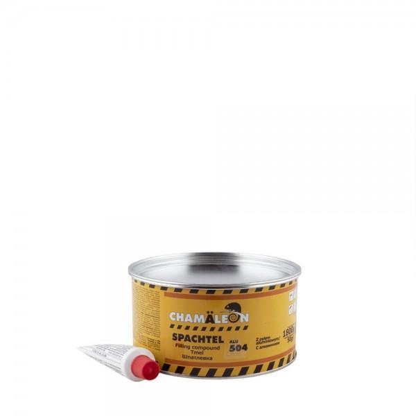 CHAMAELEON 504 шпатлевка полиэстровая с алюминиевым наполнением 1,850 кг