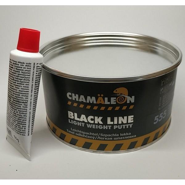CHAMAELEON 555 шпатлевка легкая Light Weight Putty 1000 мл