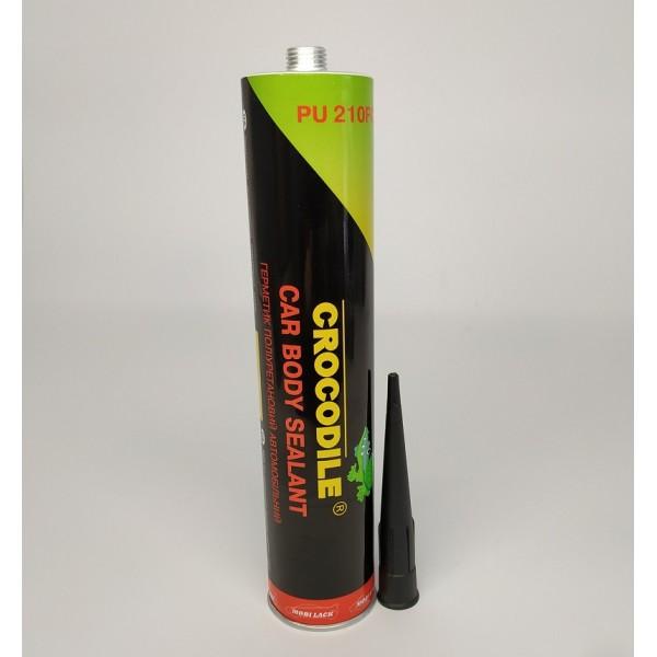 CROCODILE Герметик PU 210 FC (черный) 310 мл