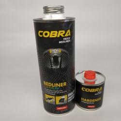 COBRA BEDLINER FOR COLOR Защитное покрытие колор 600 ml