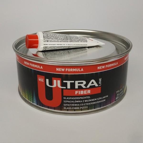 ULTRA LINE Шпатлевка со стекловолокном 0,8 кг