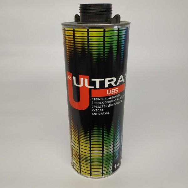 ULTRA LINE UBS антигравийное покрытие MS 1 кг черный