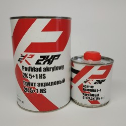 2XP Грунт акриловый серый 5+1 2К 0,8л + 0,16л отвердитель