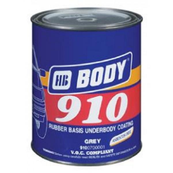 BODY Мастика 910 серый 5 кг