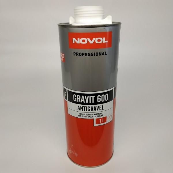NOVOL GRAVIT 600 Антикоррозийное покрытие MS 1 л белый