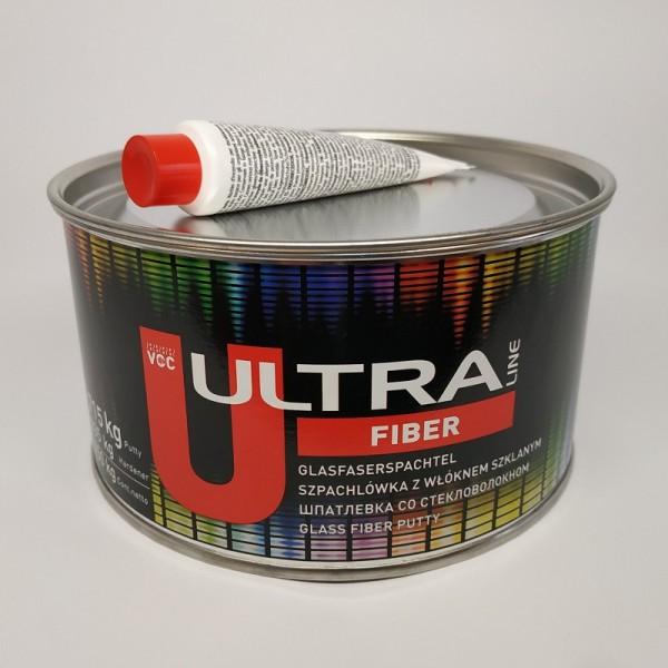 ULTRA LINE Шпатлевка со стекловолокном 1,75 кг