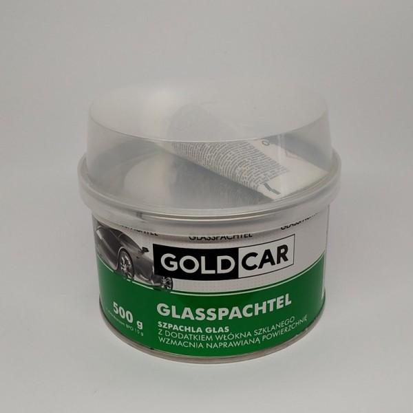 Шпатлевка со стекловолокном Glass Gold Car 0,5кг